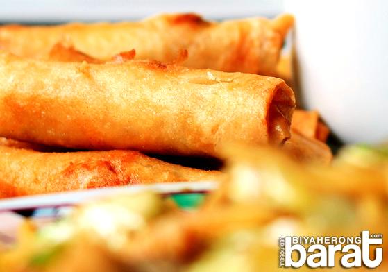 Tinapa rolls of Chef Mau