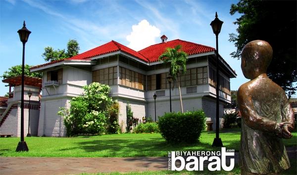 Dr. Jose Rizal's House in Calamba Laguna