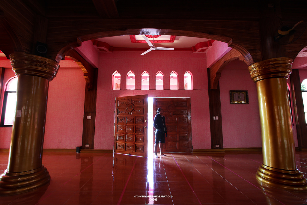 Maguindanao Pink mosque