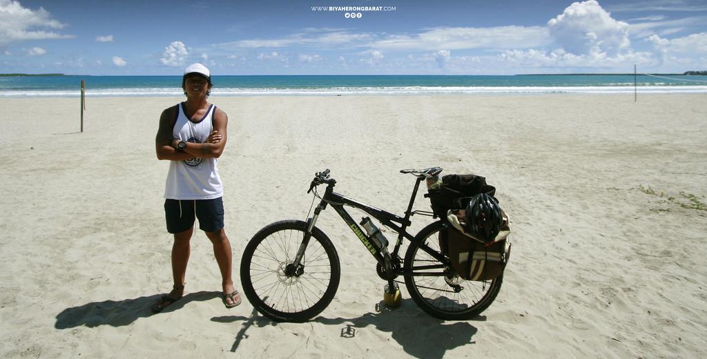 Gubat sorsogon biketouring manila to bicol