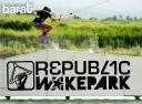 Wakeboarding in Republ1c Wakepark