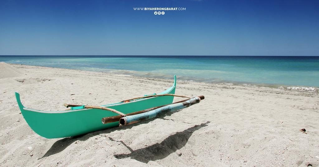 liwliwa san felipe zambales beach surf boat