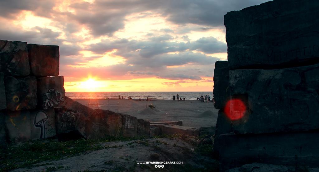 San Felipe Liwliwa Zambales sunset surf