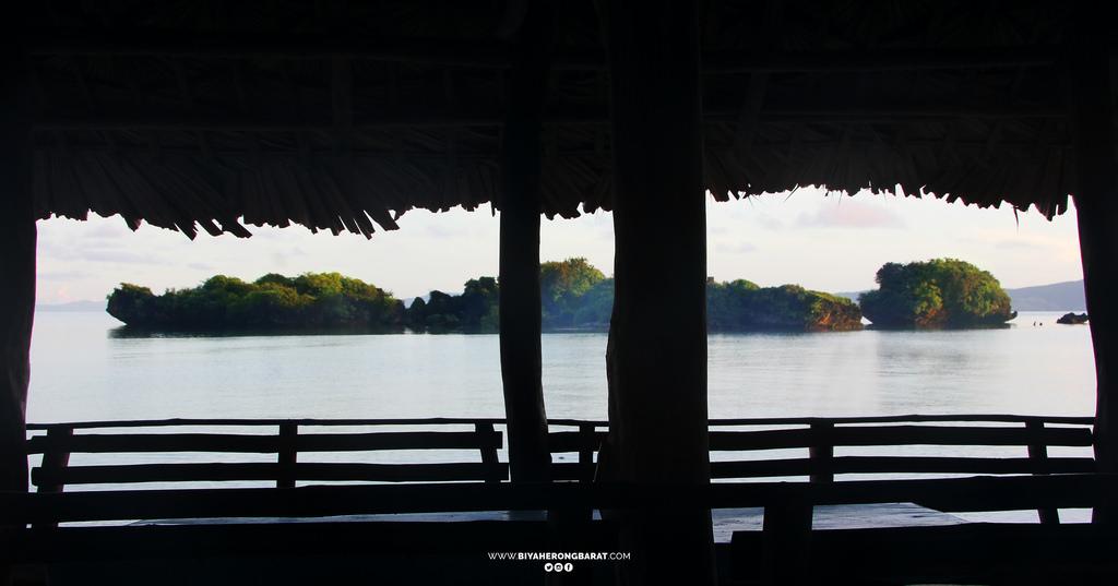 Bacon Sorsogon Paguriran Island and Lagoon Bicol beach