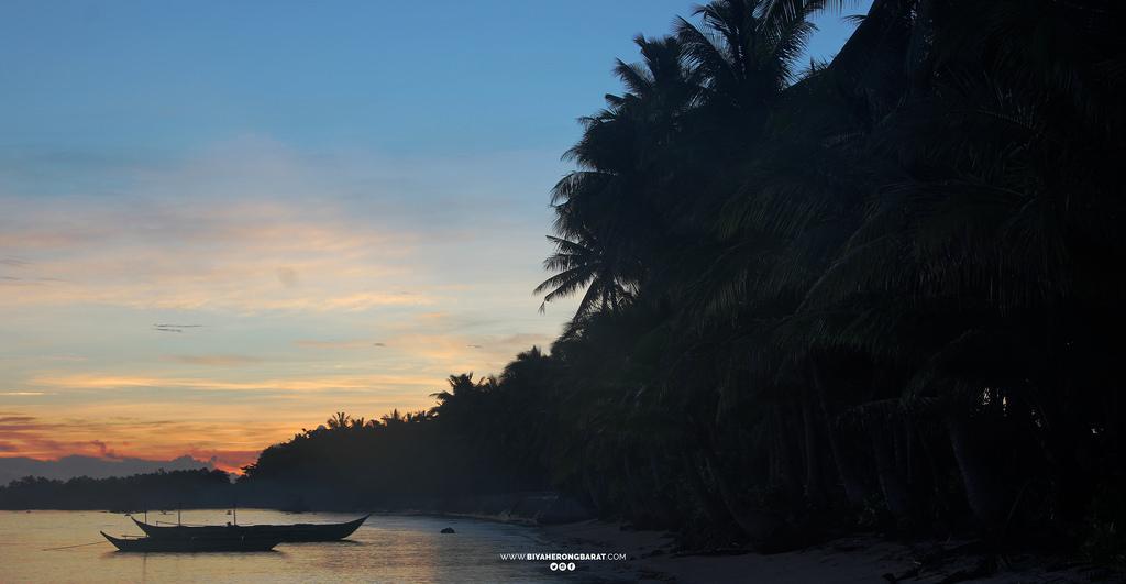 Paguriran Island Lagoon beach bicol sawanga sorsogon bacon sunrise