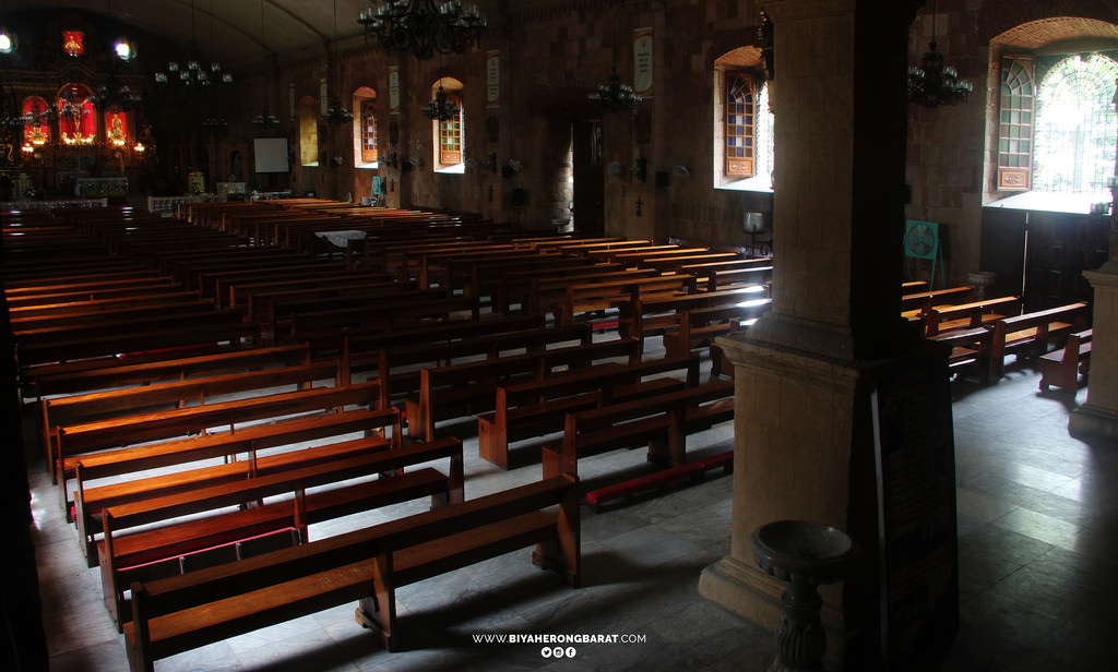 Church of santo tomas de villanueva miag-ao iloilo visayas philippines visita iglesia