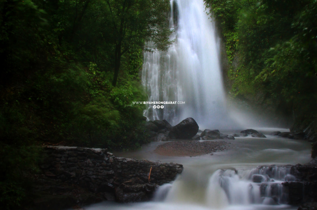 Bugtong Bato Falls Tibiao Antique Panay Island