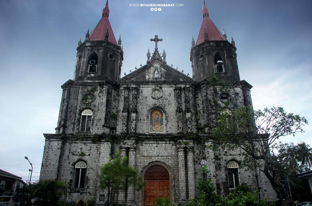 St. Anne Parish Church Molo Iloilo City Visita Iglesia Philippines visayas