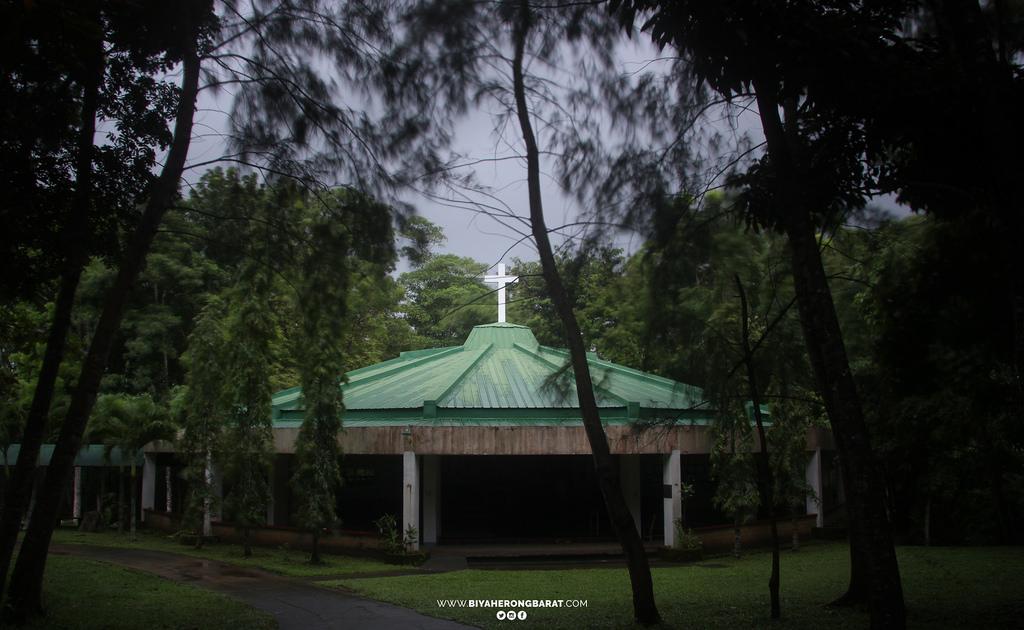 Trappist monastery jordan guimaras