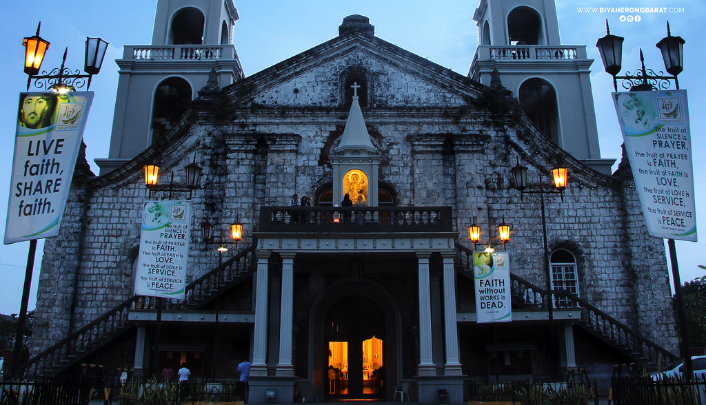 Jaro cathedral Church of St. Elizabeth of Hungary iloilo visayas