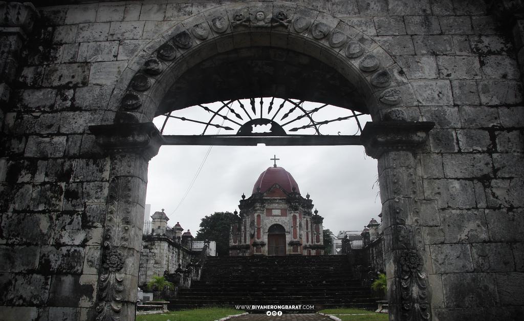 Camposanto de san joaquin cemetery iloilo visayas