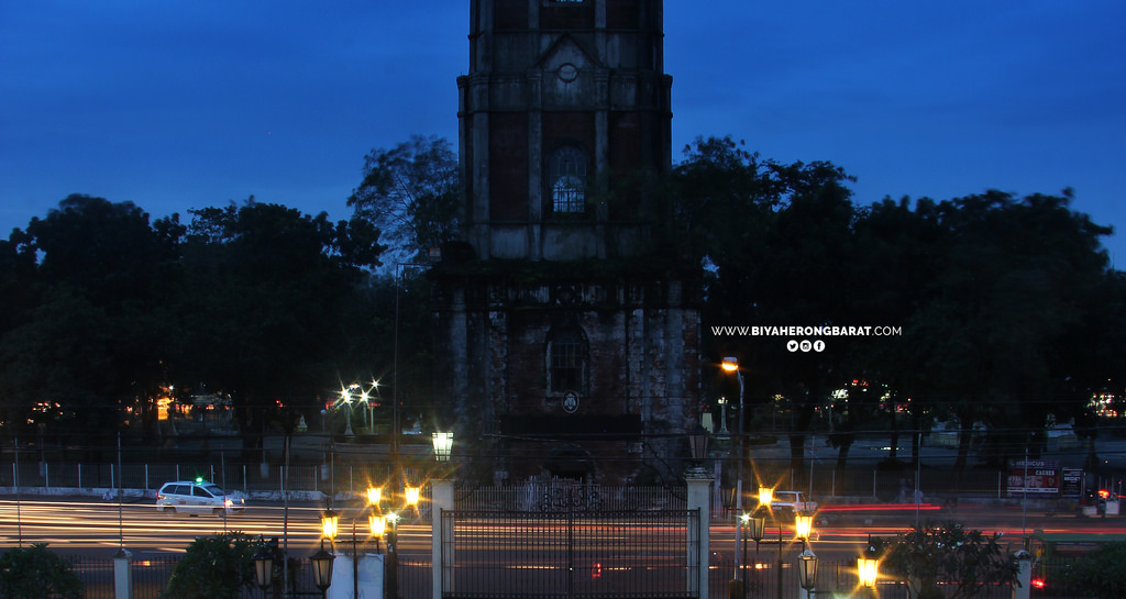 Church of St. Elizabeth of Hungary of Jaro District, Iloilo City visayas philippines belfry