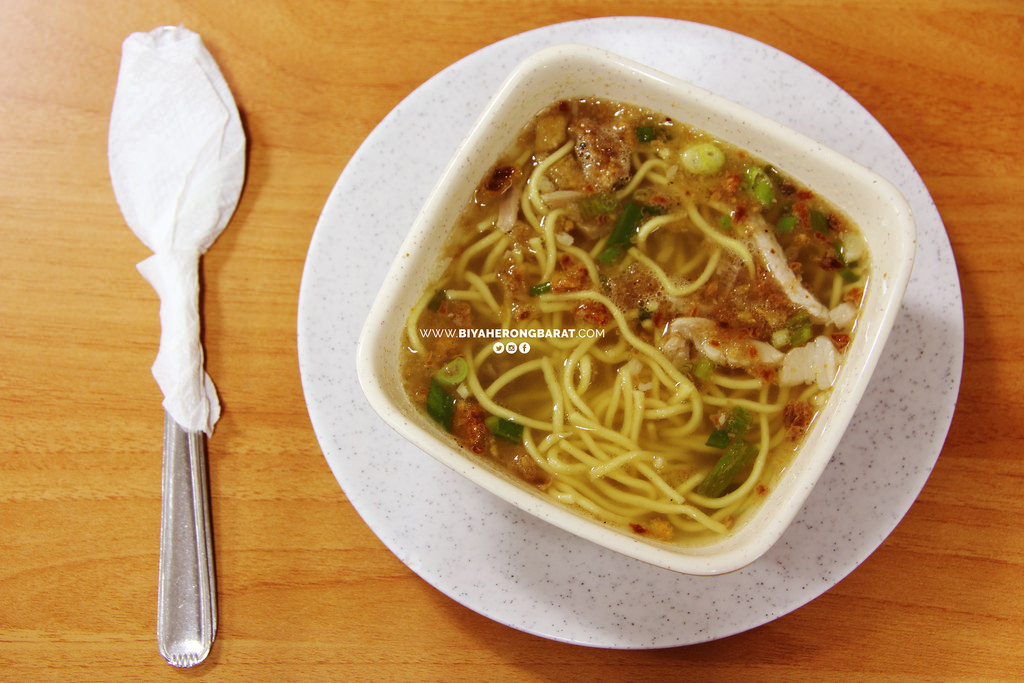 Ted's lapaz batchoy iloilo noodles dish  where to eat