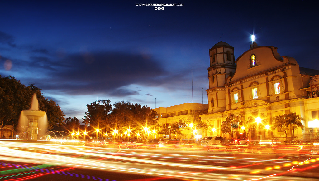 Immaculate concepcion metropolitan cathedral roxas city philippines