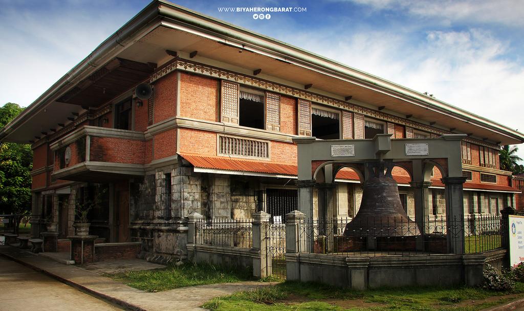 Pan-ay Museum Dakong lingganay biggest heaviest bell