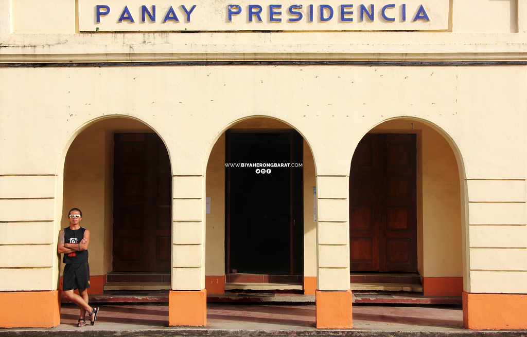 Pan-ay Presidencia Building Pan-ay Capiz Philippines