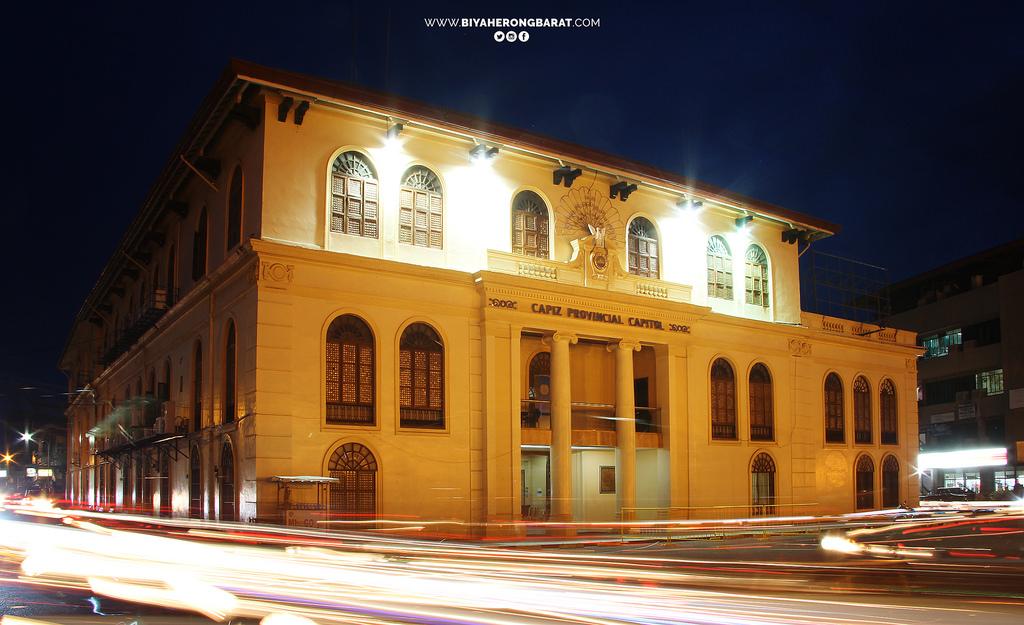 Capiz Provincial Capitol roxas city philippines