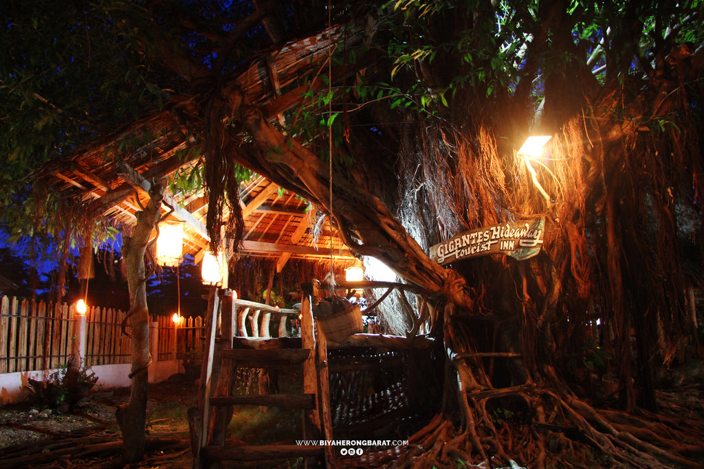 where to stay in gigantes island tourist hideaway inn iloilo philippines