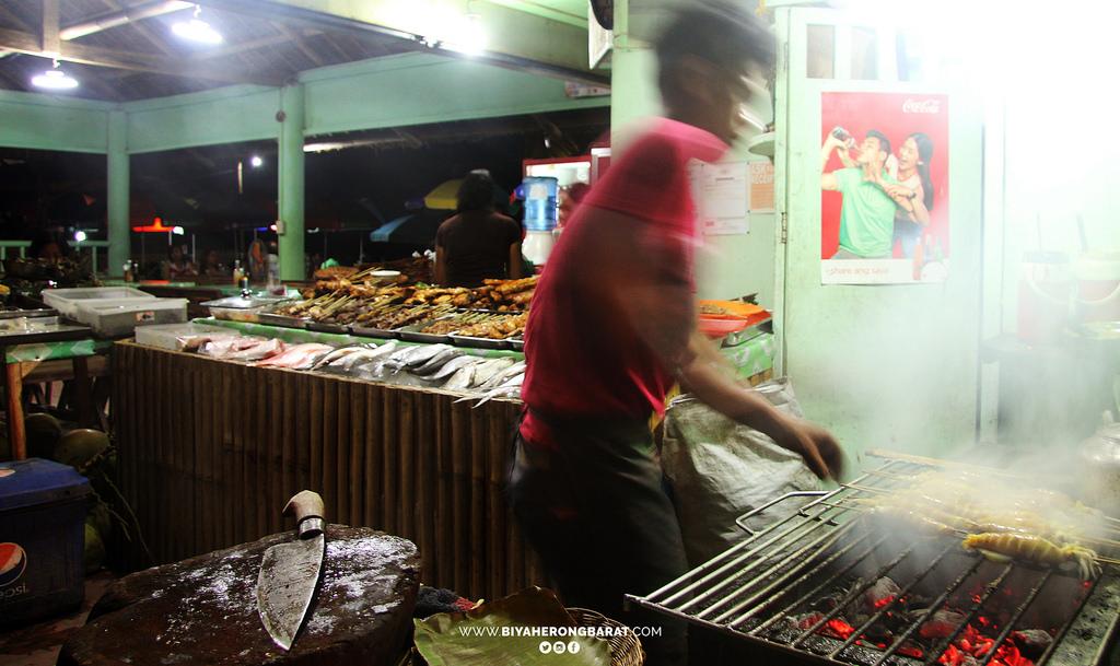Baybay Seafood capital restaurants where to eat Roxas City Capiz
