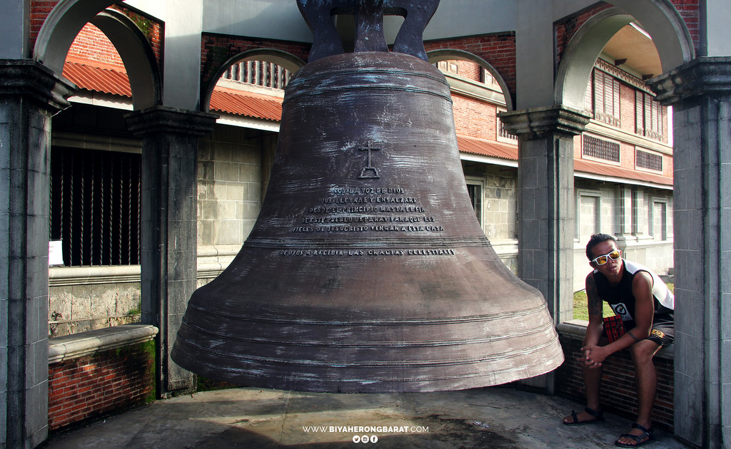dakong lingganay heaviest biggest bell pan-ay capiz philippines
