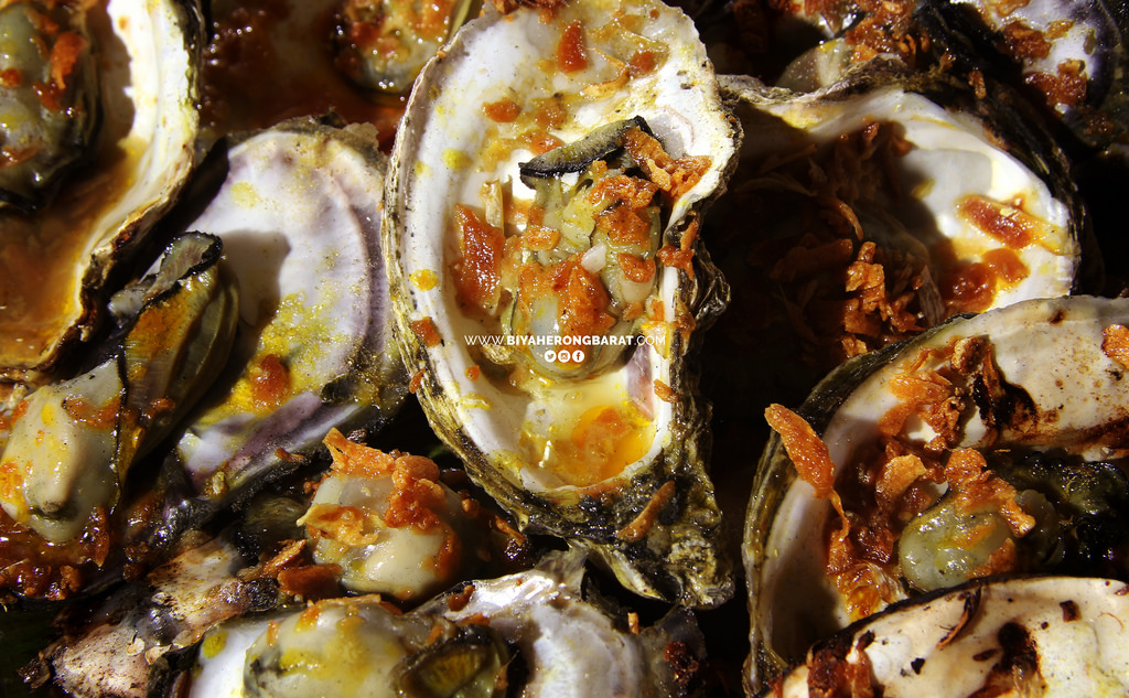 oysters seafood where to eat in roxas city capiz visayas baybay park