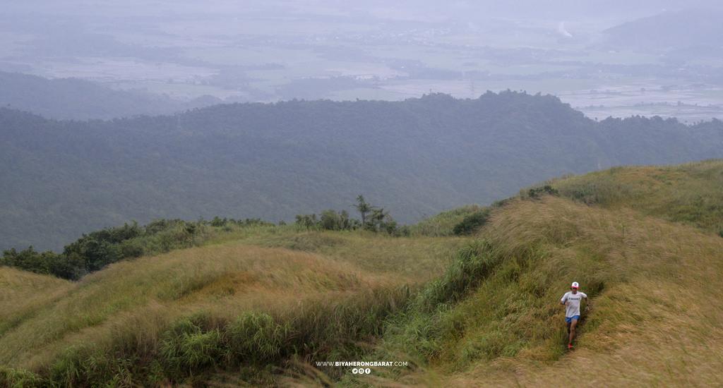 trail running mount sembrano rizal province pililla