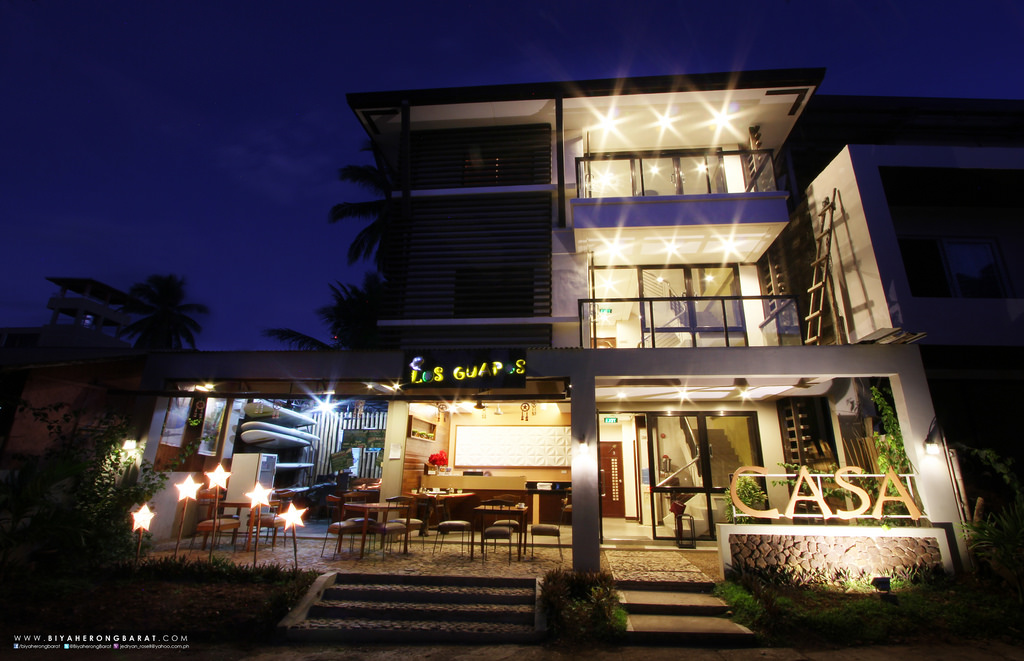 where to stay in palawan budget place casa coron hotel