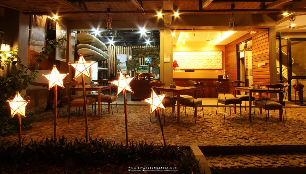 Casa Coron Hotel Palawan Los Guapos mexican restaurant