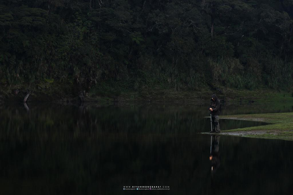 lake venado mount apo davao digos Philippines