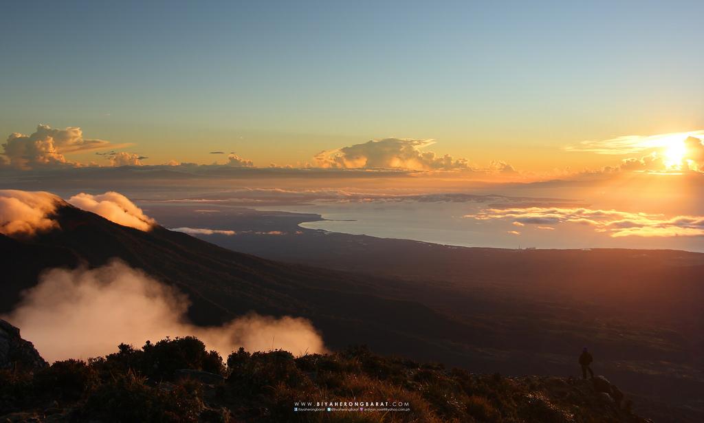 mount apo sunrise davao digos kapatagan trail