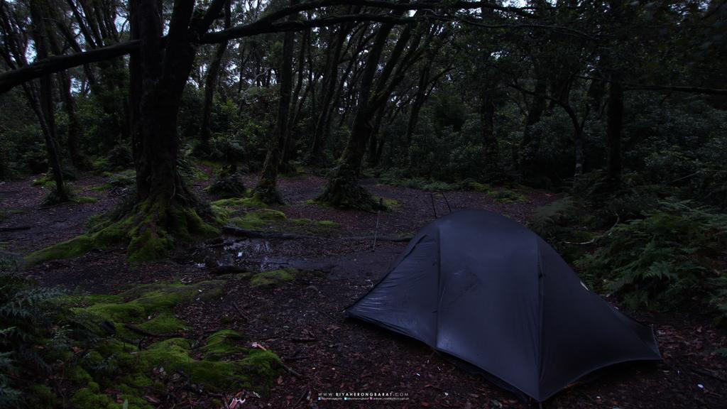 Godi-godi campsite mount apo kapatagan trail philippines mindanao
