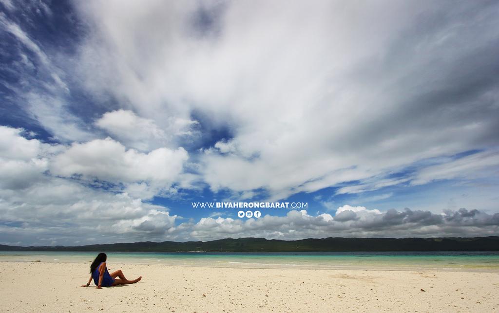 Alibijaban Island San Andres Quezon beach sandbar