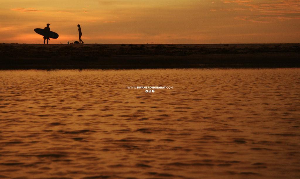 surf sunset san felipe zambales philippines