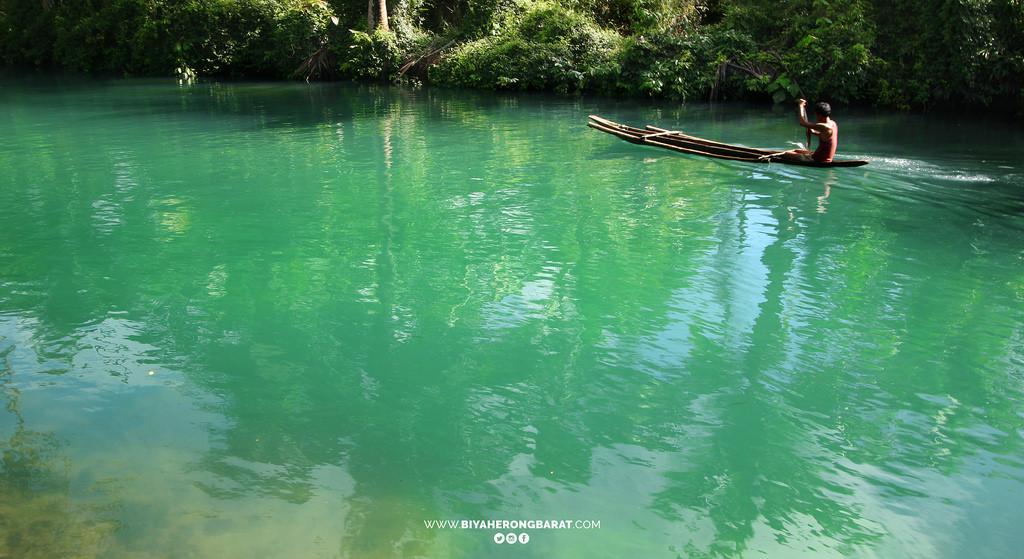 Carolina lake bangaga davao oriental philippines