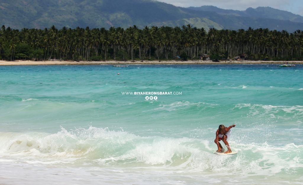 Mati City Skimboarding Davao Oriental Dahican Beach Amihan