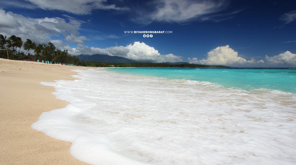 mati city beach dahican white sand davao oriental philippines