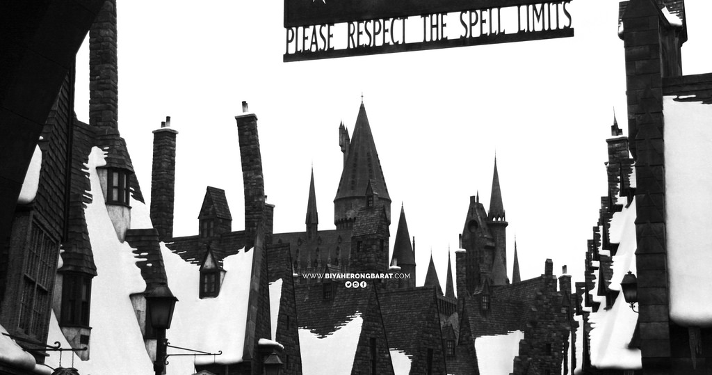 Wizarding World of Harry Potter Universal Studios Japan Osaka Cebu Pacific