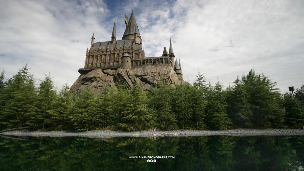Wizarding World of Harry Potter Universal Studios Japan Osaka Hogwarts Castle Cebu Pacific