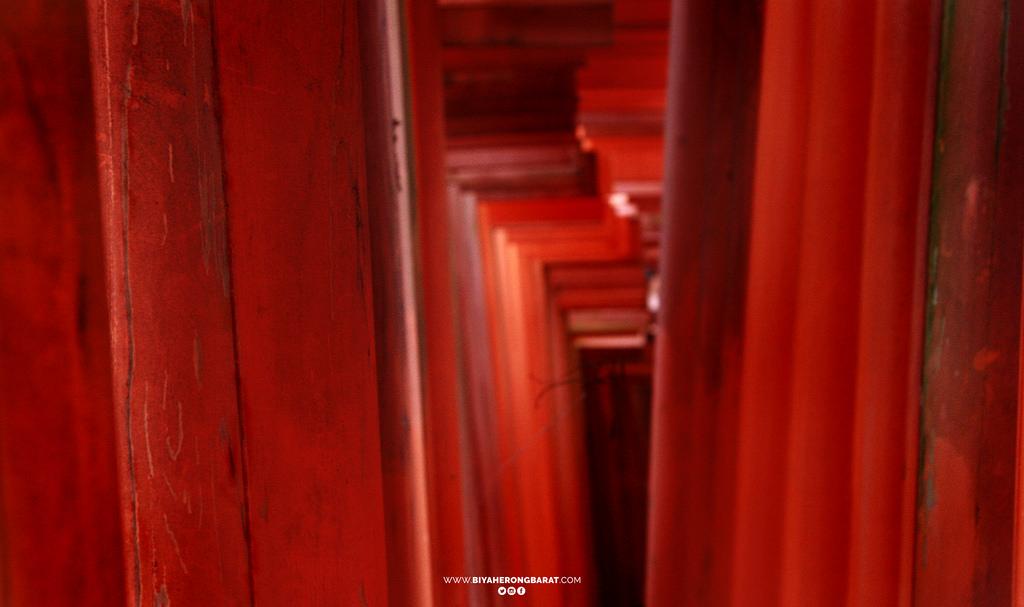 fushimi inari taisha shrine kyoto japan cebu pacific travel