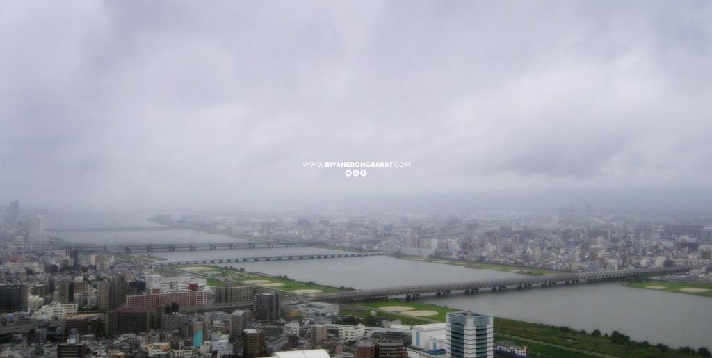 osaka view from umeda sky building kansai japan cebu pacific