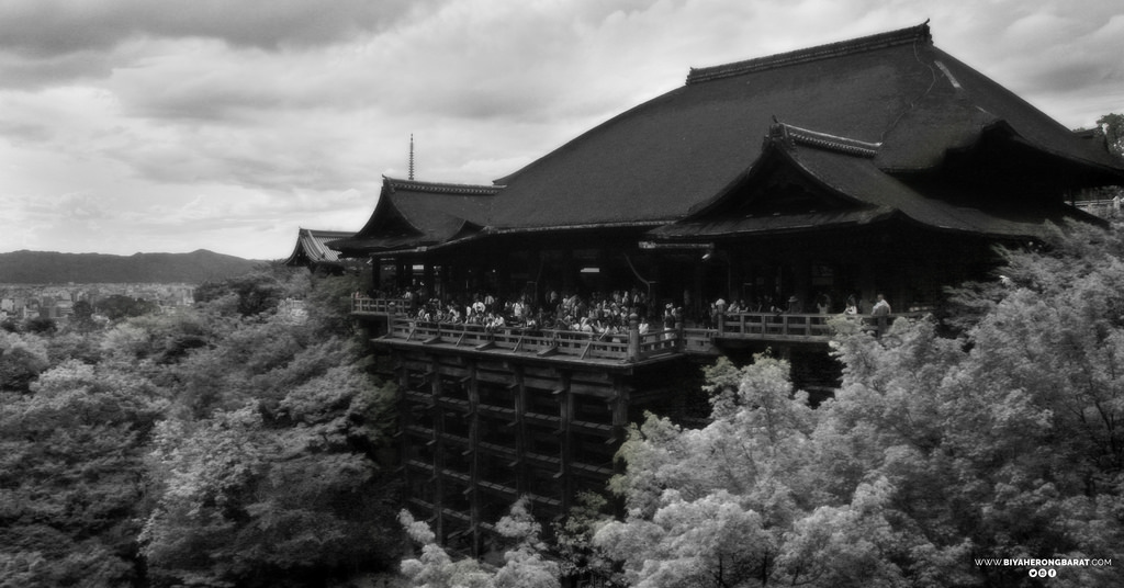 Kiyomizu-dera temple kyoto japan unesco world heritage site kansai cebu pacific travel